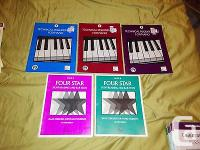 * LOT (X2) FOUR STAR SIGHT READING & (X3) TECHNICAL
