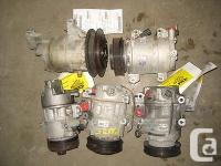 13 14 15 Dodge Journey 2.4L AIR CONDITIONED Compressor