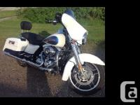 2010 Harley Davidson FLHX Street Glide Only single