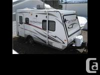 2014 Jayco Jay Feather Ultra Lite Hybrid X17Z Spring is