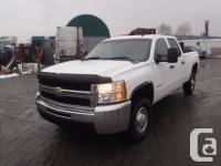 2010 Chevrolet Silverado 2500HD LT1 Crew Cab Regular