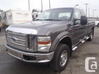 2008 Ford F-250 SD XLT SuperCab Long Bed four