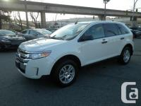 This 2012 Ford Edge SE Sync Convenience Grp Cargo