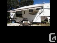 2008 Jayco Eagle fifth Wheel PRICE REDUCED OFFERS ARE