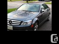2009 Mercedes-Benz C300 4MATIC Premium Spotless 2009