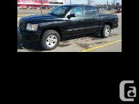 2011 Dodge Dakota Recently had four new tires and new