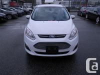 This 2013 Ford C-Max Hybrid SEL MyFord Lthr Sirius