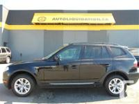 2009 BMW X3 3.0i ...THIS LOCAL BC UNIT IS EQUIPPED WITH