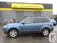 2010 SUBARU FORESTER LIMITED AWD...THIS ACCIDENT FREE