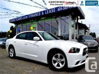 Affordable 2014 Dodge Charger SE with power seat