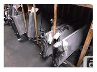 2007-2009 Lincoln MKZ Radiator 68K OEM ITEM DESCRIPTION