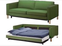 SLIPCOVER for the IKEA KARLSTAD 3-SEAT SOFA BED COVER