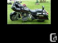 2008 Harley-Davidson FLTR Road Glide A true work of