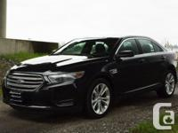 Loaded with all the extras. this 2013 Ford Taurus SEL