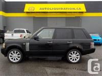 2006 LAND ROVER RANGE ROVER SUPERCHARGED four