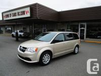 2014 DODGE GRAND CARAVAN SXT. FULL STOW & GO. VIDEO