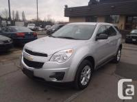 2015 Chevrolet Equinox LS AWD. 2.4L. four door.