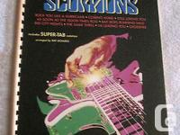 1986 GUITAR SUPERSTAR SERIES - SCORPIONS SUPER-TAB