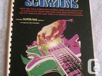 1986 GUITAR SUPERSTAR SERIES - SCORPIONS SUPER-TAB