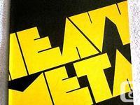 1988 - HEAVY METAL GUITAR SONGBOOK - VOLUME three -