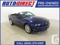 This beautiful 2011 Ford Mustang is the best deal
