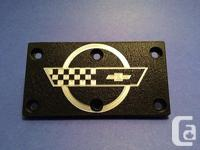 Here is the perfect touch to show off your TPI, LT1, or