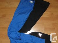 MOUNTAIN EQUIPMENT CO-OP CYCLE RUN TIGHTS & WEATHER