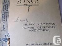 The World's SWEETEST GOSPEL SONGS Song Book Voice &