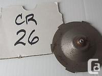 Califfo Rizzato NOS # 50-511 clutch disc FOR THE