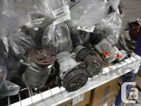 2014 2015 2016 Dodge Ram 1500 A-c AC Compressor 23K OEM