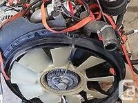 2004 F350 6.0L powerstroke diesel engine assembly, this