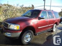 1998 FORD EXPEDITION XLT AUTOMATIC four wheel-drive