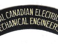 A Royal Canadian Electrical Mechanical Engineers battle