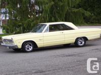 Beautiful original paint car from Victoria BC. Runs and