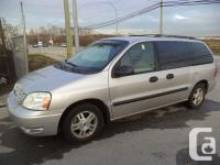 2006 FORD FREESTARSE AUTOMATIC AIR CONDITIONER POWER