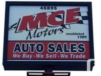 Warranty & Vehicle inspection included. Plus more