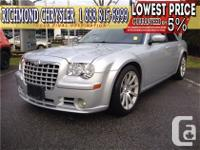 2006. 300. SRT8. Auto RARE! A beautiful Low Kilometer.