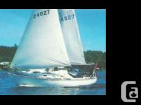 1973 C C 30 Mark 1 30. A sturdy beautiful sailing