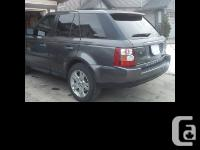 2006 Land Rover Range Rover Sport HSE Crossover