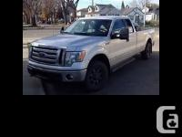 2012 Ford F150 XLT Eco Boost 1 owner that has well