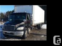 2007 Freightliner M2. 2007 Freightliner M2 model in