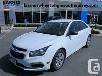 2016 Chevrolet Cruze 2LS Limited Exterior Colour: