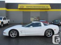 2004 CHEVROLET CORVETTE COUPE....THIS ACCIDENT FREE