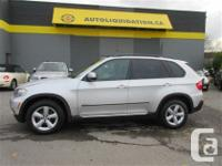 2009 BMW X5 3.0i ...THIS LOCAL BC UNIT WITH NO