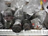 2013 2014 2015 2016 GMC Acadia A-c AC Compressor 9K OEM