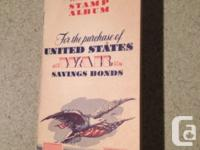 I have up for auction a nice complete / unused US war