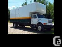 1994 International Harvester 4700. Buy your own Job.