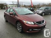 One owner. Low Km. Stellar Condition! The Civic is 1 of