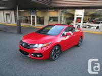 2014 HONDA CIVIC SI COUPE. six GEAR MANUAL. NAVIGATION