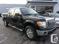 2011 Ford F150 XLT Supercrew with 145.000 kilometers.